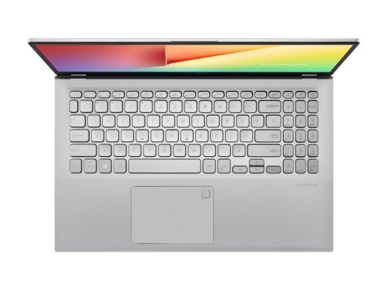 Notebook Asus VivoBook X512JA-211.VBGB / 15,6″/ i7-1065G7 (1TB HDD+256GB NVME SSD) 8Gb / IPS BT/WIFI / WIN10/ Touchscreen / Webcam 3