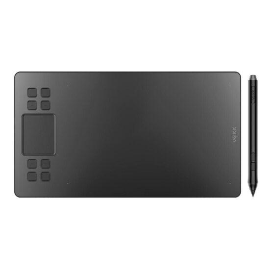 Tableta Digitalizadora Veikk Ambidiestro 10x6 5080lpi 1