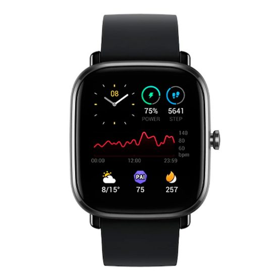 Reloj Inteligente Xiaomi Amazfit A2018 Gts 2 Mini 5atm Bluetooth 1