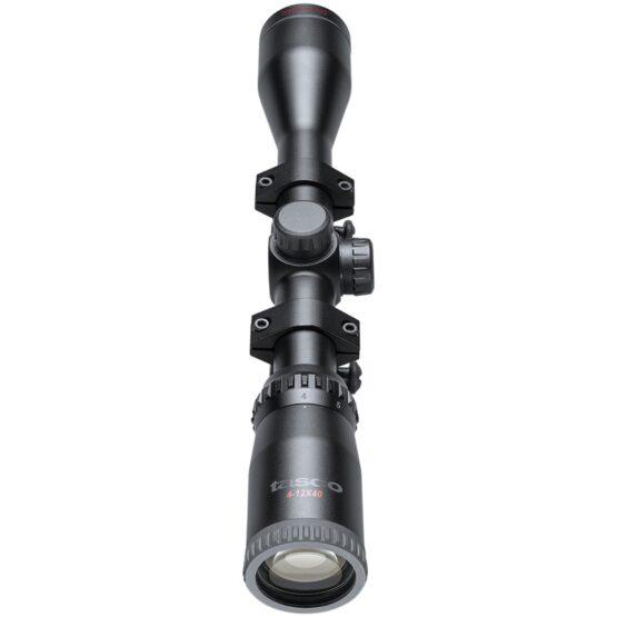 Mira Telescopica Tasco de Caza Sportsman 4–12X40 MM 4