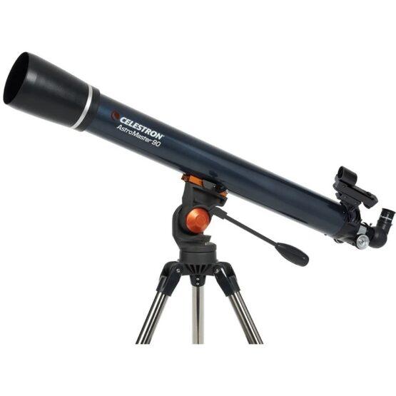 Telescopio Celestron Astro Master 90AZ Refractor 2