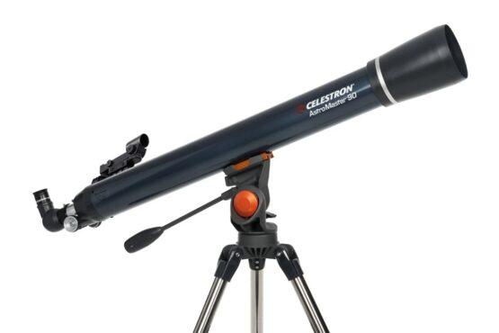 Telescopio Celestron Astro Master 90AZ Refractor 3