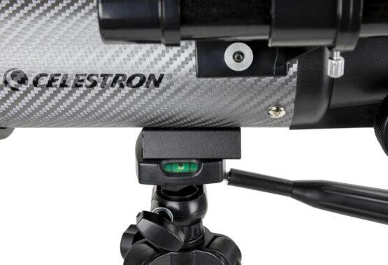 Telescopio Celestron Travel Scope 70 DX Portatil con Adaptador para Smartphone 5