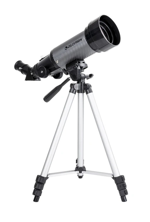 Telescopio Celestron Travel Scope 70 DX Portatil con Adaptador para Smartphone 1