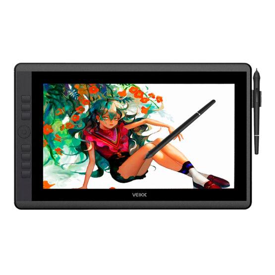 """Tableta Digitalizadora Veikk VK1560 Pro/ 15,6""""/ Full Hd/ 5080lpi 1"""