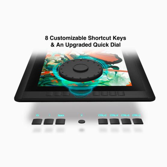 """Tableta Digitalizadora Veikk VK1560 Pro/ 15,6""""/ Full Hd/ 5080lpi 5"""