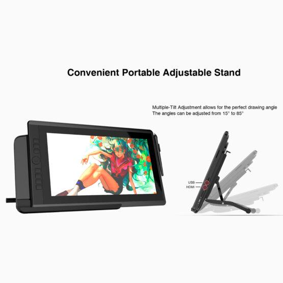 """Tableta Digitalizadora Veikk VK1560 Pro/ 15,6""""/ Full Hd/ 5080lpi 3"""