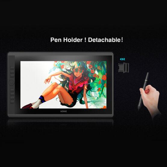 """Tableta Digitalizadora Veikk VK1560 Pro/ 15,6""""/ Full Hd/ 5080lpi 2"""